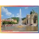Pohled: Mariánské Lázně - Zpívající fontána