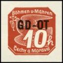 OT1 - Známka pro obchodní tiskopisy