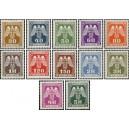 PČM SL13-SL24 (série) - Služební známky