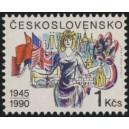 2939 - 45. výročí osvobození