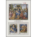 2892/3A - Albrecht Dürer: Růžencová slavnost