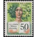 2841 - 125. výročí založení Matice slovenské