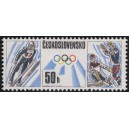 2826 - Skoky na lyžích a hokej