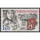 2824 - 70 let vzniku Československa