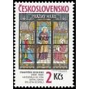 2792 - František Sequens: Detail okna v katedrále sv. Víta