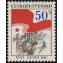 2736 - XVII. sjezd KSČ