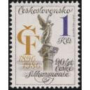 2731 - 90 let České filharmonie