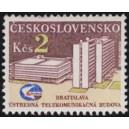 2649 - Ústřední telekomunikační budova v Bratislavě
