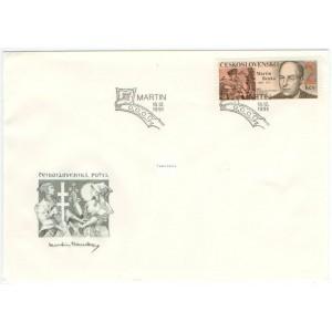 3000 FDC - Den československé poštovní známky