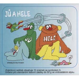 VZS16 - Dětem - Jů a Hele