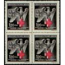 PČM 112 (4blok) - Německý Červený kříž