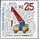 0848 - EUROPA: Hračky - stavebnice Merkur