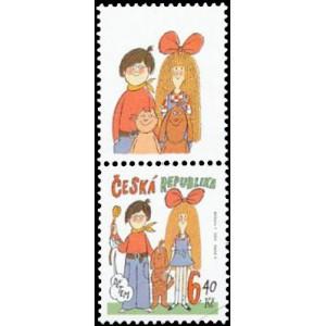 0358 KH - Dětem - Mach a Šebestová