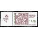 0166 (KL) - Tradice české známkové tvorby