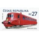 0876 - Motorový vůz Tatra 68 - Slovenská strela