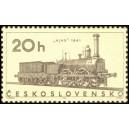 1509 - Parní lokomotiva Ajax