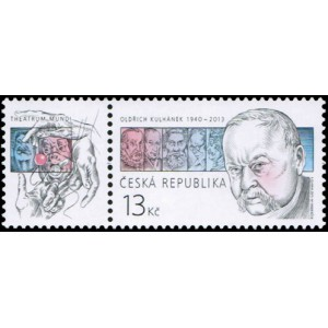 0831 KL - Tradice české známkové tvorby
