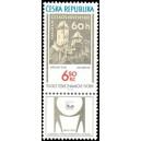 0421 KD - Tradice české známkové tvorby