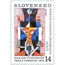 0013 - Marián Čunderlík: Žena s džbánem