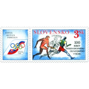 0033 KL - Olympijské hnutí