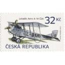 0914 - Letadlo AERO A-14 ČSA