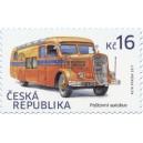 0916 - Poštovní autobus Škoda 606