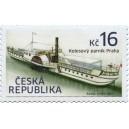 0919 - Kolesový parník Praha