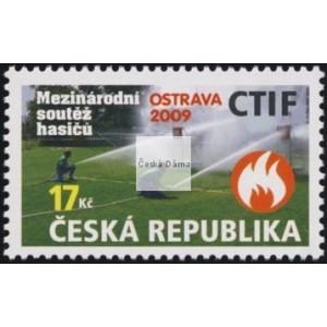 0602 - Mezinárodní soutěž hasičů CTIF v Ostravě