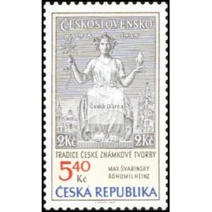 0313 - Tradice české známkové tvorby