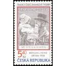 0243 - Tradice české známkové tvorby