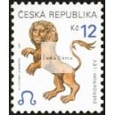 0283 - Znamení zvěrokruhu - Lev