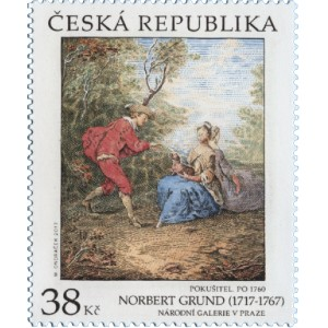 0952 - Umění: Norbert Grund: Pokušitel