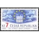 0214 - 50. výročí založení Rady Evropy