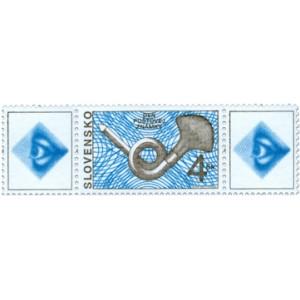 0139 KL+KP - Den poštovní známky 1997