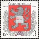 0001 - Malý státní znak ČR