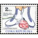 0002 - Mistrovství světa v krasobruslení Praha 1993