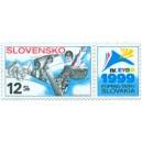 0169 K2P - 19. světová zimní univerziáda a 4. evropské olympijské hry mládeže
