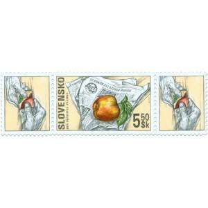 0223 KL+KP - Den poštovní známky - 50 let POFISu