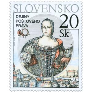 0224 - Dějiny poštovního práva