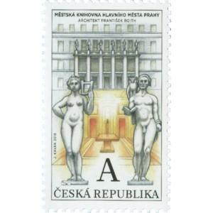 0961 - Technické památky: Budova Městské knihovny hl. m. Prahy