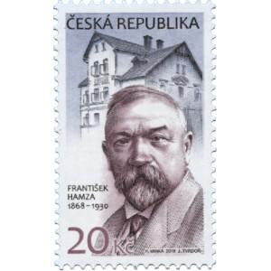 0962 - Osobnosti: prof. MUDr. František Hamza