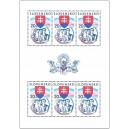 0284 PL - 10. výročí Slovenské republiky