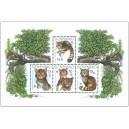 0299-302A - Kočka divoká