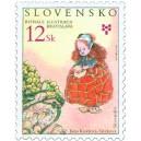 0306 - Jana Kiselová-Siteková: Děvčátko
