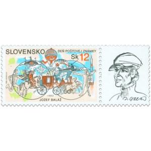 0316 KP - Den poštovní známky
