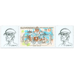 0316 KL+KP - Den poštovní známky