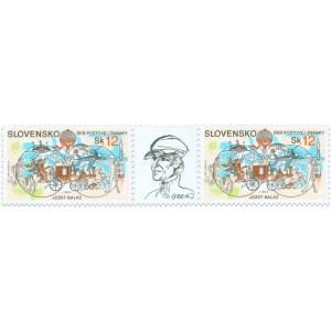 0316 (spojka) - Den poštovní známky