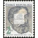 0021-0022 (série) - Výročí osobností, August Sedláček