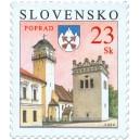 0370 - Kostel sv. Egídia a zvonice v Popradě