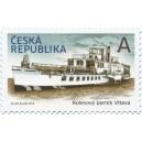 0973 - Historické dopravní prostředky: Kolesový parník Vltava